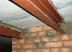 Преимущества и недостатки металлических балок перекрытия