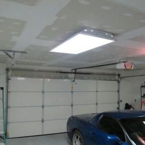 Преимущества и недостатки потолков из гипсокартона в гараже