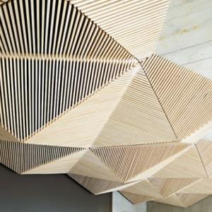 Виды и примеры применения реечных потолков в офисе