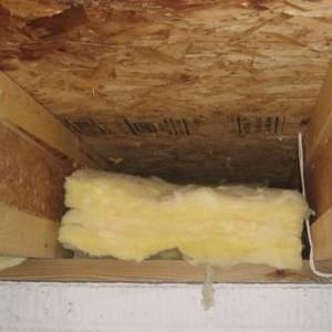 Как выполняется звукоизоляция перекрытия по деревянным балкам между этажами?