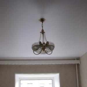 Варианты финишной отделки оштукатуренного потолка