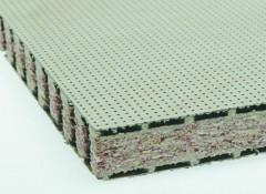 Плиты типа акмигран для облицовки потолков