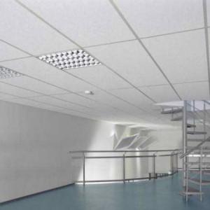 Особенности, преимущества и недостатки плиточных подвесных потолков