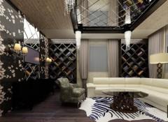 Виды и применение зеркальных панелей для потолка