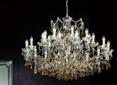 Итальянские светильники и люстры — характерные черты и виды