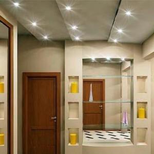 Потолочные светильники в прихожей — какие выбрать?