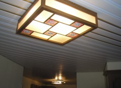 Как и из чего сделать потолок быстро и красиво?