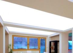 Виды и особенности натяжных потолков saros design