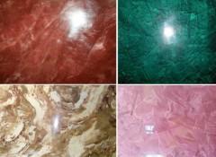 Особенности применения венецианской штукатурки на потолке
