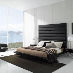 Особенности и примеры оформления спальни в стиле минимализм