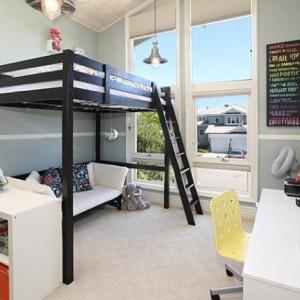 Что собой представляет кровать чердак для взрослых?