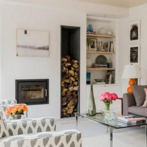 Использование в интерьере гостиной скандинавского стиля