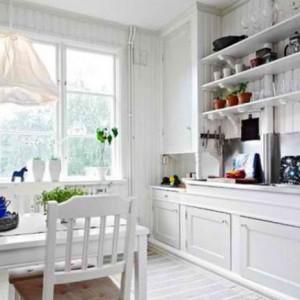 Использование в интерьере загородного дома скандинавского стиля