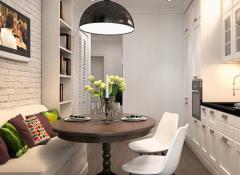 Использование в оформлении квартиры скандинавского стиля