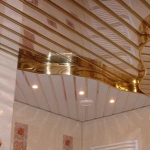 Алюминиевый потолок — как за ним ухаживать