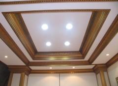 Интерьерный багет для потолка — что это такое?