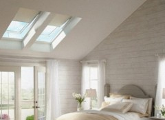 Крыша потолок без чердака — обустройство