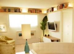 Где и как разместить полку под потолком для хранения вещей?