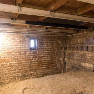 Ремонт потолка в подвале — варианты