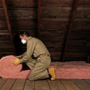 Потолок под холодным чердаком — чем утеплить?
