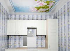 Декоративный влагостойкий потолок novita — особенности и характеристики