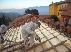 Крыша дома — как и чем утеплить?