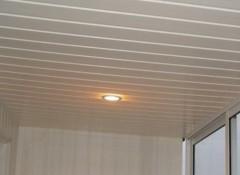 Как сделать подвесной потолок из пластиковых панелей?