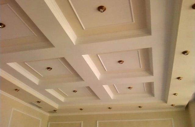 Оригинальные потолки из гипсокартона — что нужно учесть, примеры