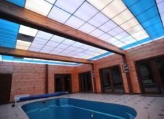 Полупрозрачный подвесной потолок с подсветкой — особенности и преимущества