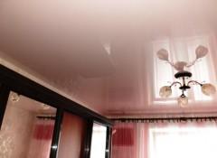 Шовные натяжные потолки — особенности