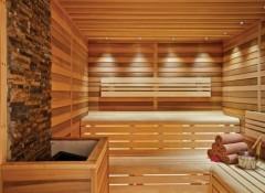 Потолок в бане — какой доской подшивать?