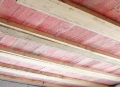 Как правильно подшить доской черновой потолок?