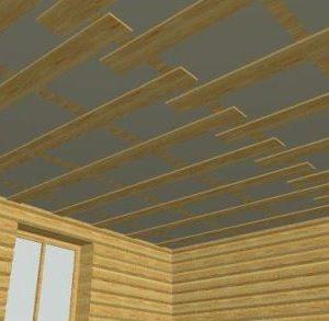 Сколько нужно доски на потолок — как рассчитать?