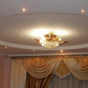 Особенности и монтаж круглых потолков из гипсокартона