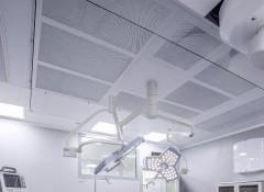 Что такое ламинарный потолок?