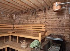 Потолок в бане из сруба — как его сделать?