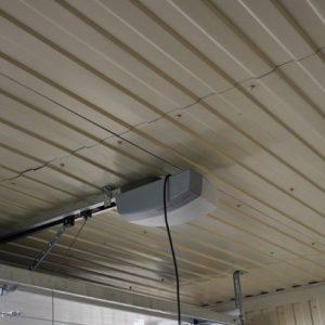 Как сделать потолок из металлопрофиля?
