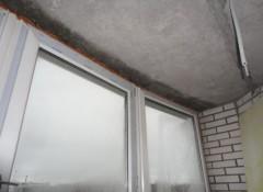 Причины появления и борьба с конденсатом на потолке балкона
