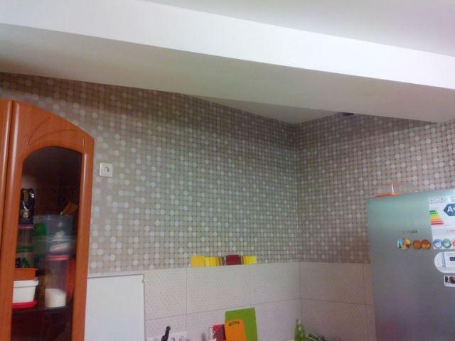 широкий ригель на потолке как обыграть фото один самых