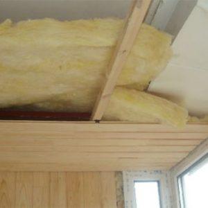 Как своими руками сделать потолок на лоджии?