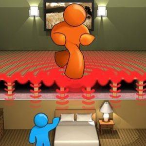 Особенности и варианты натяжных звукоизоляционных потолков