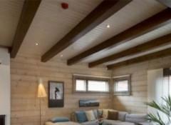 Потолок в доме — как подбить?