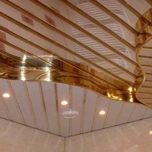 Алюминиевые потолки — как их собирают?