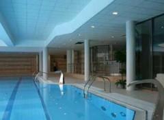 Особенности и монтаж подвесных потолков в бассейне