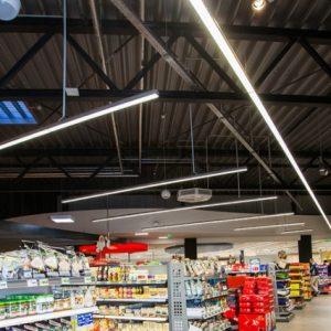 Преимущества и конструкция линейных модульных светильников
