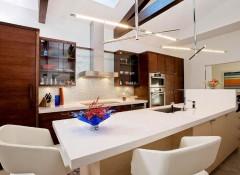 Особенности и преимущества модульных светильников для кухни