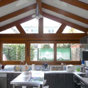 Потолок на летней кухне — как его утеплить?