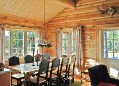 Особенности потолков в сельском доме