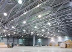 Склад с высокими потолками — какие светильники выбрать?