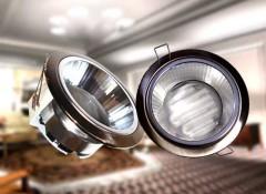 Особенности, плюсы и минусы энергосберегающих точечных светильников